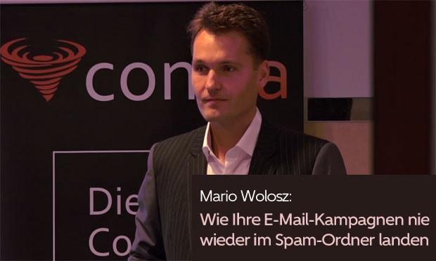 Mario Wolosz von Klick-Tipp