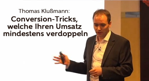 Thomas Klußmann - Conversion-Tricks