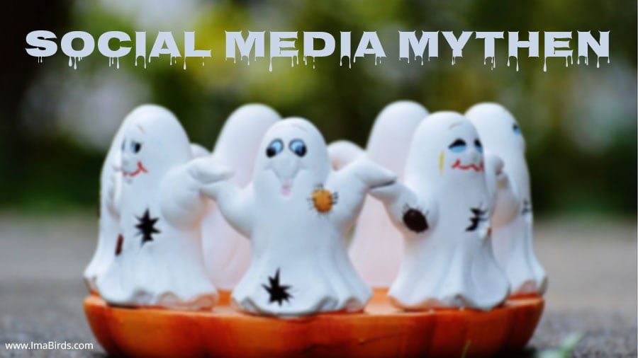 Halloween Social-Media Marketing Mythen