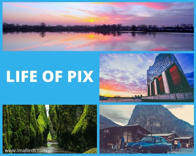 Lizenzfreie kostenlose Bilder bei Life of Pix