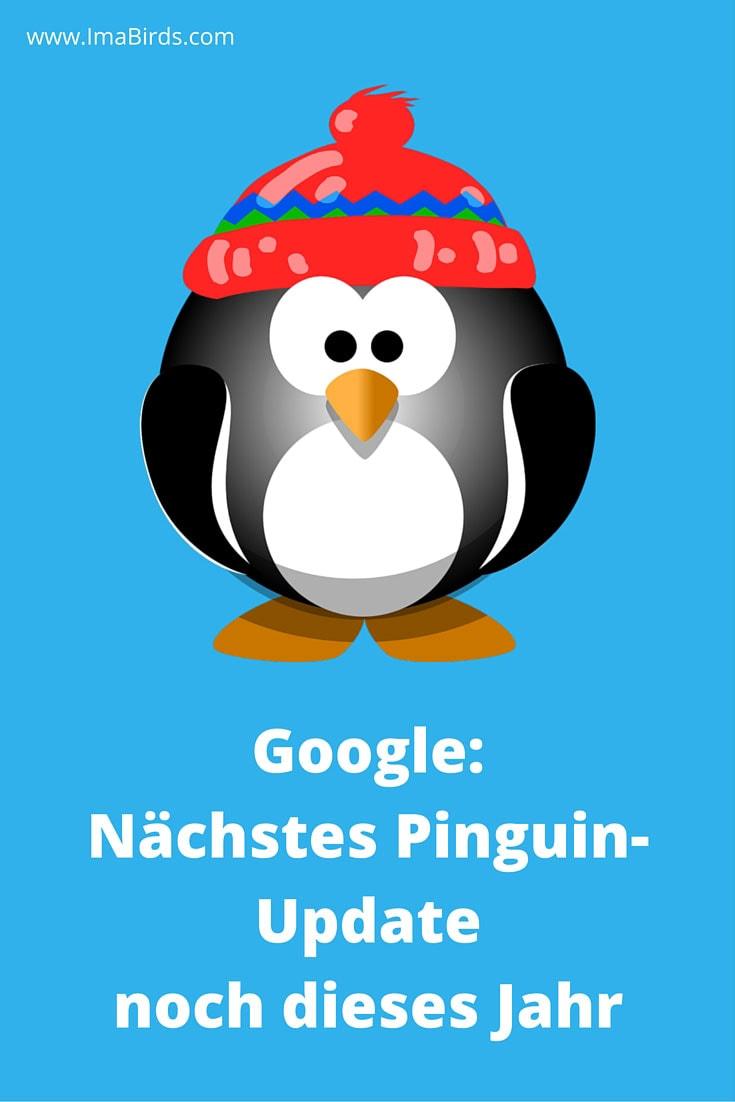 Neuer Google Pinguin wird ein Echtzeit-Update...