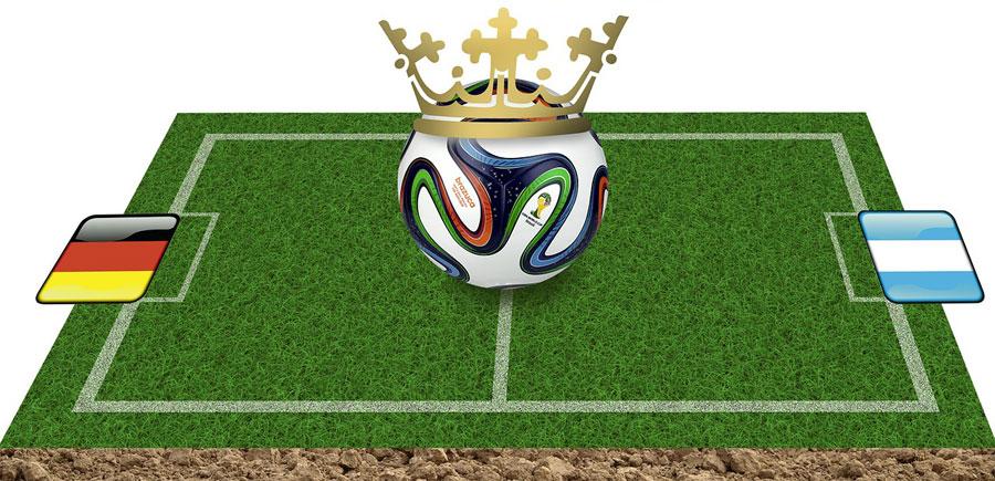 Ziele setzen und erreichen - Deutschland Fußball-Weltmeister 2014 in Brasilien