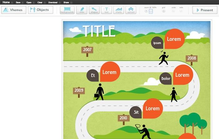 Mit easel.ly kostenlose infografiken erstellen