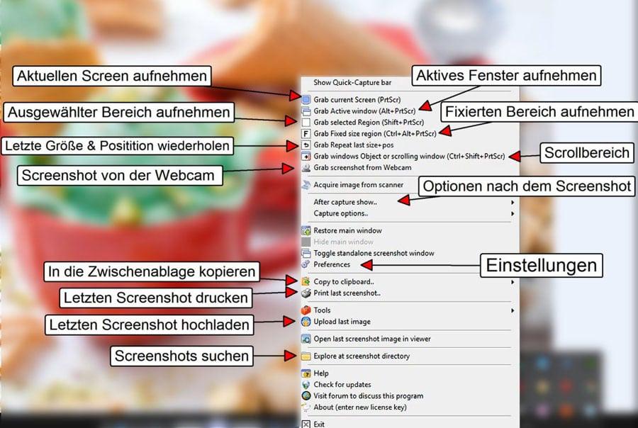 Bildschirmfotos erstellen mit dem kostenlosen Screencapture-Tool Screenshot Captor