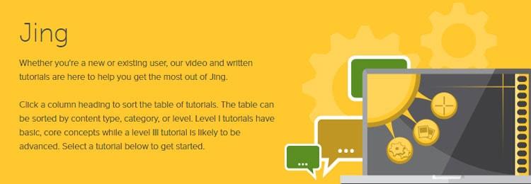 Jing-Screenshot-Tool für Bildschirmfotos und und einfache Videos