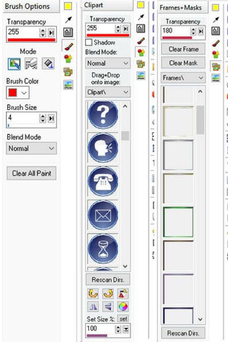 Mit dem Screenshot Captor Screenshots mit Objekten und Highlights versehen