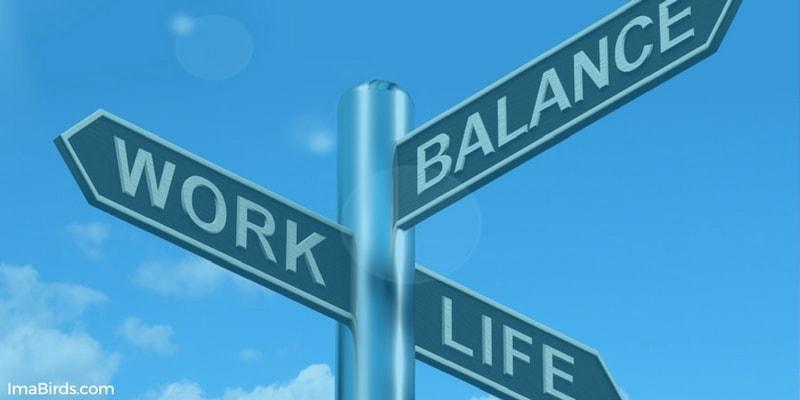 Arbeit und Leben in Balance dank selbstständiger Tätigkeit