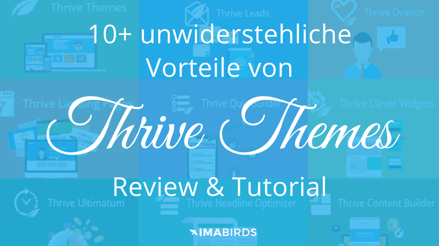 Thrive Themes - 10+ unwiderstehliche Vorteile und Geschenk: Deutsche Sprachdateien