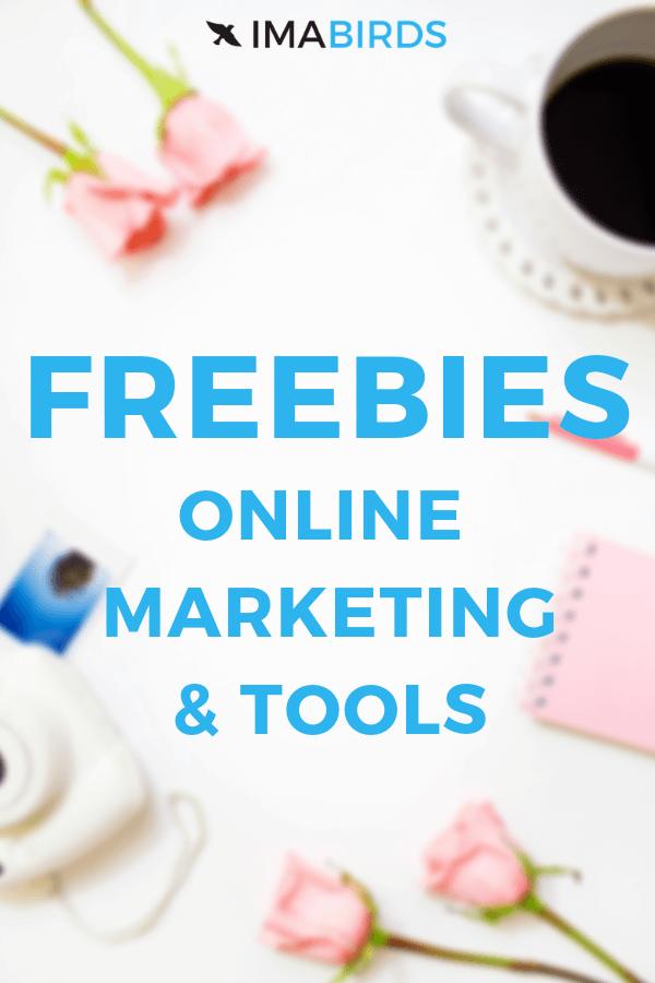 Freebies - Kostenlose Downloads von ImaBirds Online Markeing & Tools