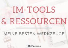 Freebie - IM-Tools und Ressourcen für dein Online Business