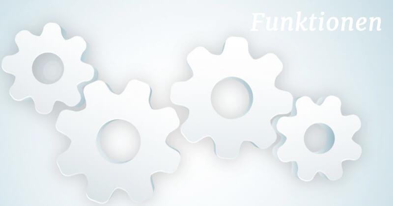 Funktionen des E-Mail-Marketing und Newsletter-Tools GetResponse