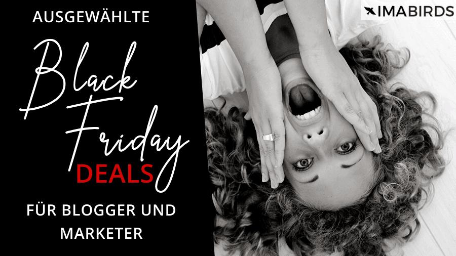 Black Friday Deals für Blogger und Online Marketer