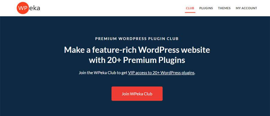 WPeka Plugins oder Clubmitgliedschaft