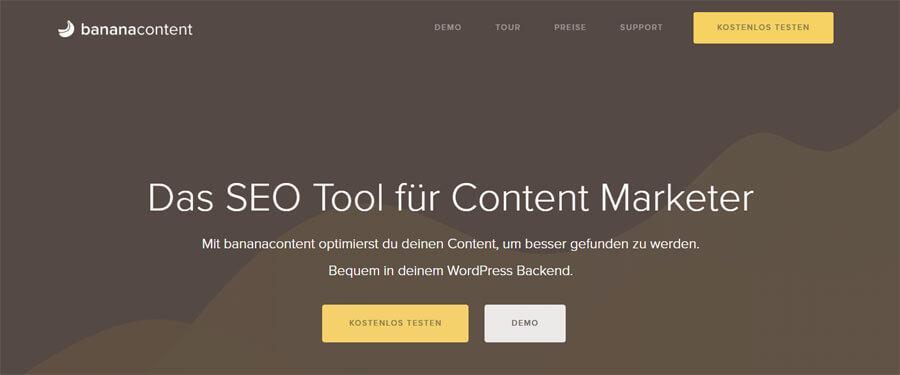 SEO-Plugin zur Content-Optimierung