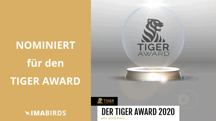 Nominee für den Tiger Award 2020