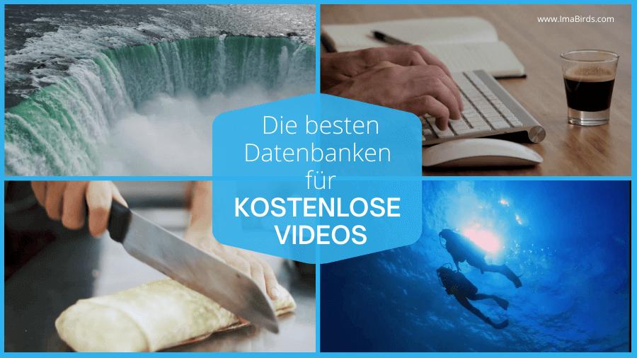 Die besten Datenbanken für kostenlose Stock Videos und Clips-ohne-Linkpflicht in 2020