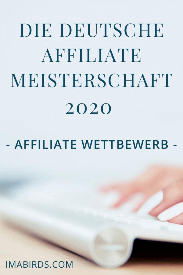 Deutsche Affiliate Meisterschaft 2020 - Affiliate Wettbewerb von Ralf Schmitz mit hohen Provisionen und coolen Preisen
