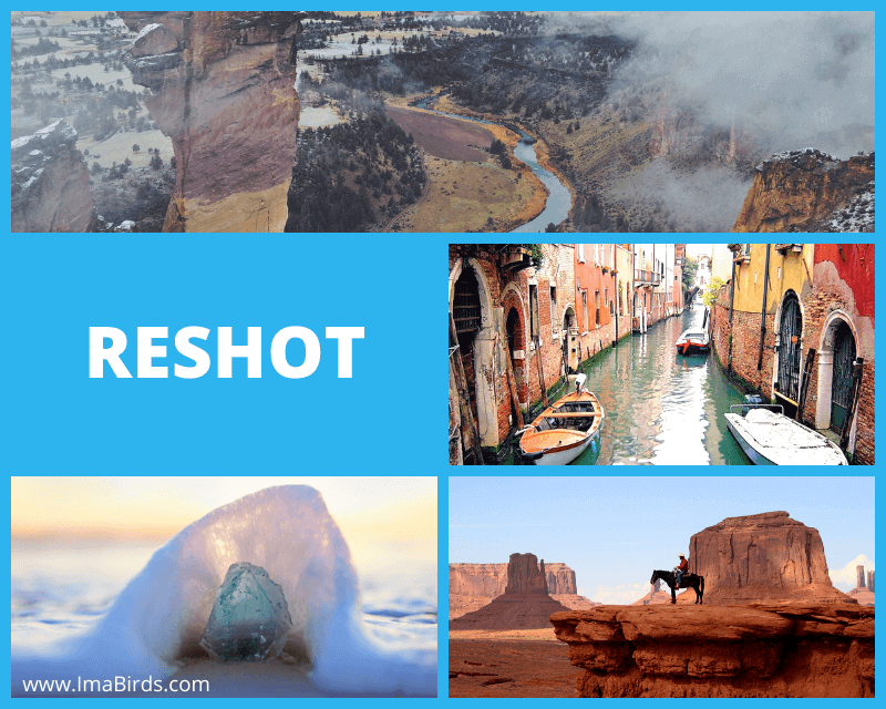 Reshot bietet eine handverlesene Sammlung mit lizenzfreien, kostenlosen Bildern