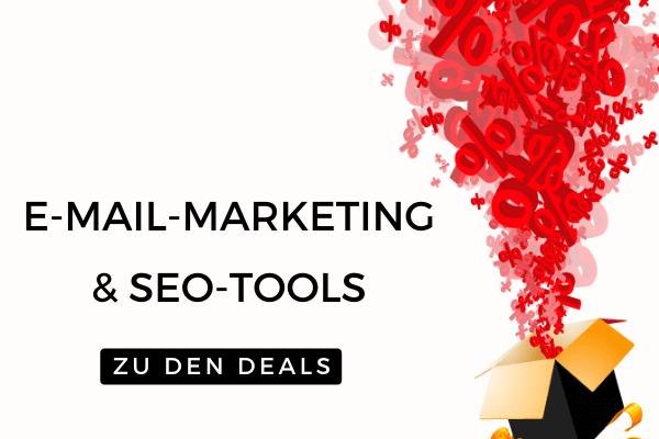 Die besten E-Mail-Marketing Anbieter und SEO-Tools für bessere Rankings