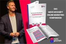 Gratis Buch: Mehr Geschäft Online Marketing Kompendium von Pascal Feyh