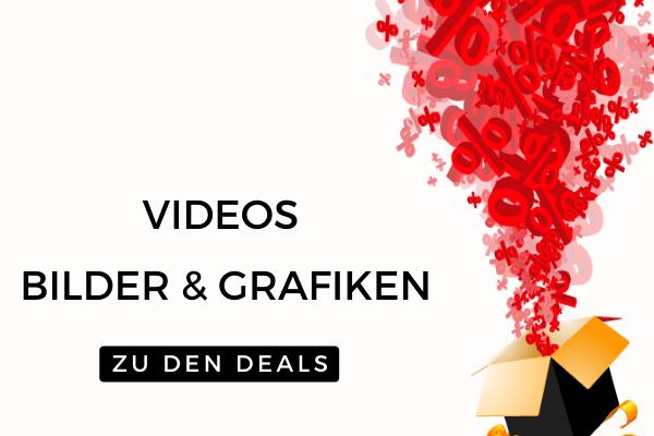 Top-Deals für Bilder, Grafiken, Video Tools und Sofware